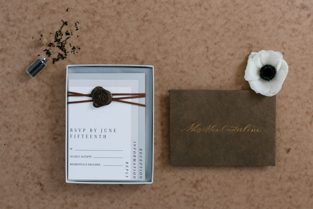 Custom, Luxury Invitations Los Angeles